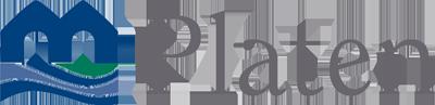 Logotyp Platen